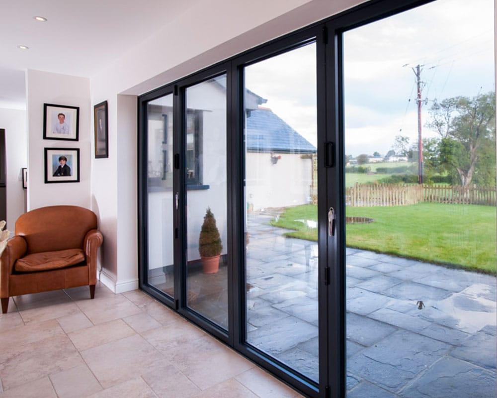 Aluminium Bifold Doors /& Windows CUSTOM SIZES AT BARGAN PRICES