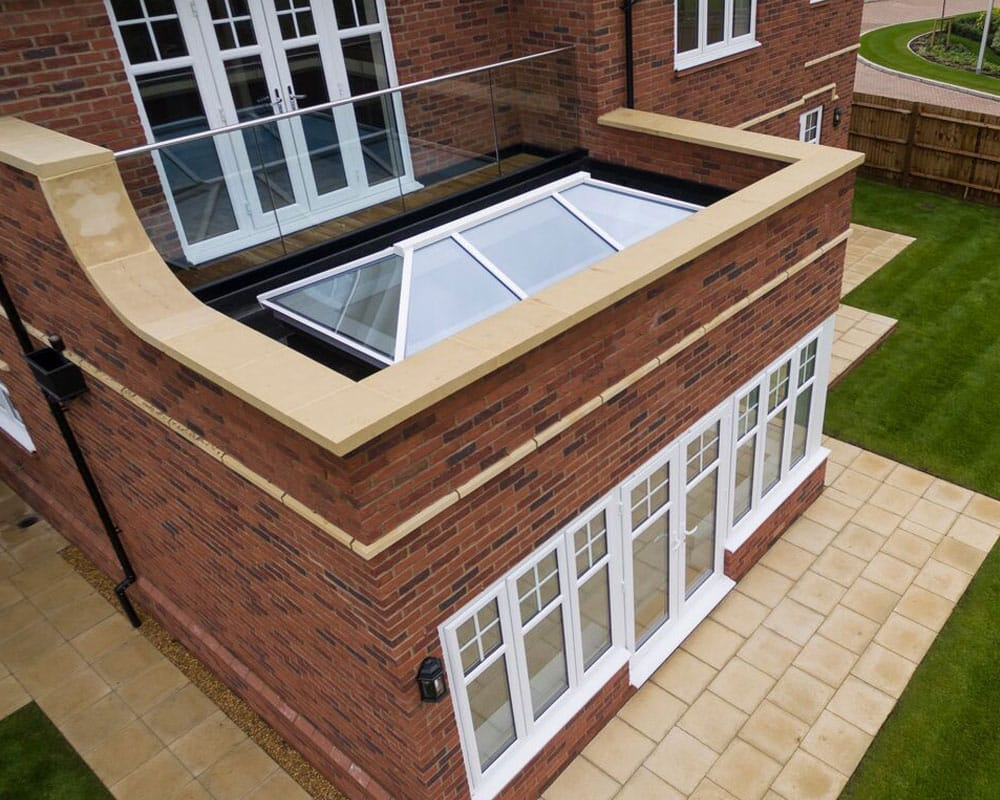 Roof Light Detail